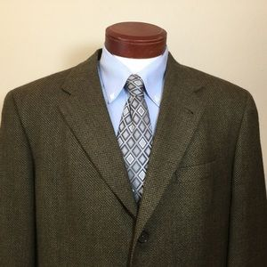 Austin Reed Tweed Wool Sport Coat
